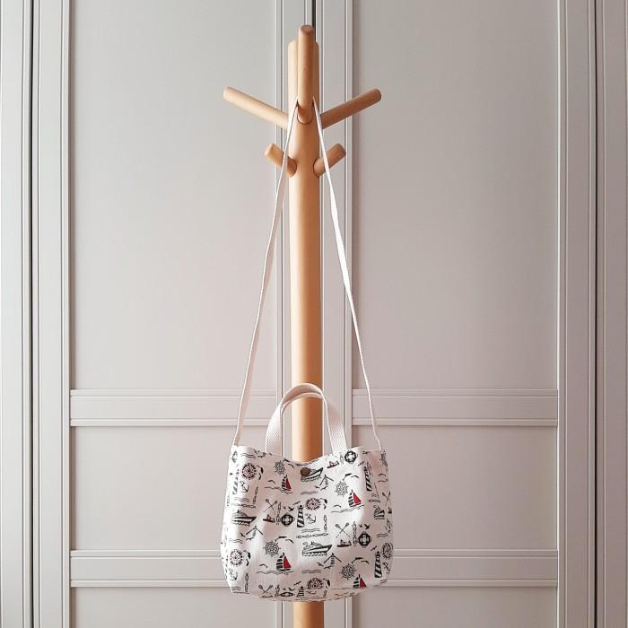 Foto Produk Mini Sling Bag - R&Beth - SAILOR dari R&Beth