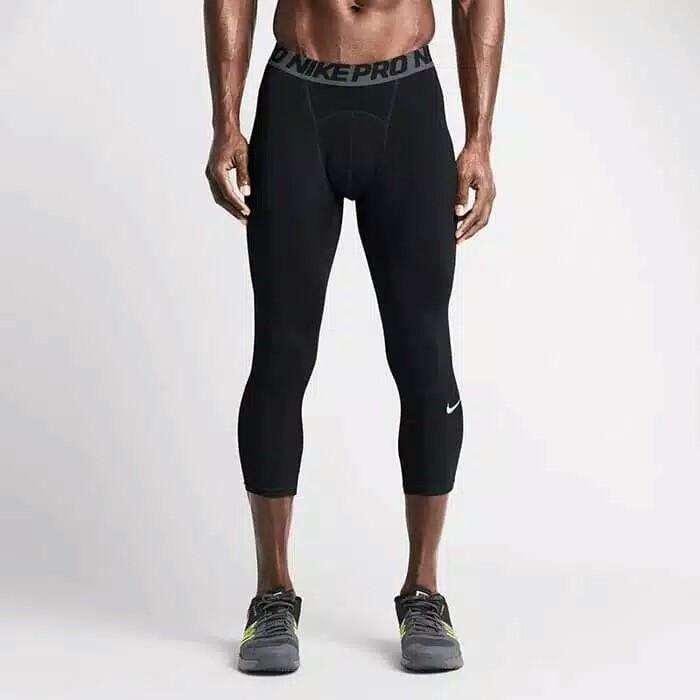 Jual Celana Legging 3 4 Pria Training Nike Pro Wanita Kota Denpasar Fnjcolection Tokopedia