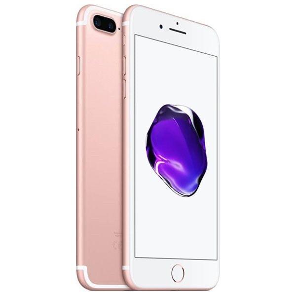 Foto Produk Apple Iphone 7 Plus 128GB - Rose Gold - Garansi Resmi Ibox dari hatchi shop