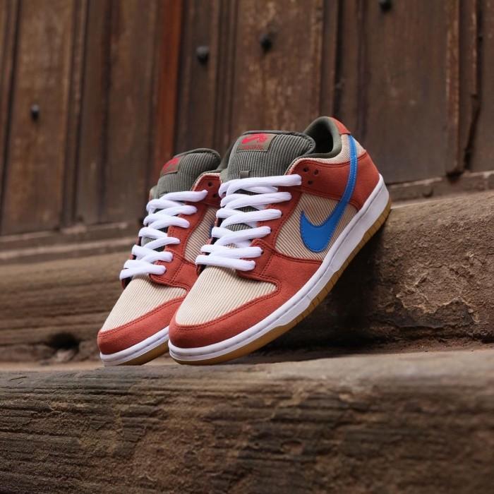 "Jual Nike SB Dunk Low ""Dusty Peach"