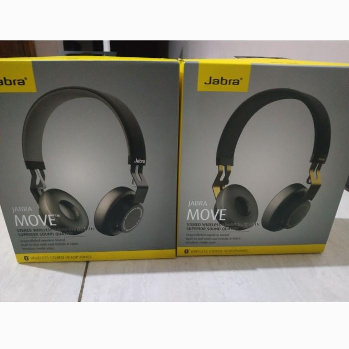 Jual Jabra move stereo wireless - Kota Bekasi - telcoshop