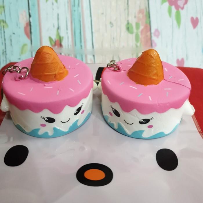 Foto Produk Squishy Murah Unicorn Tart Birthday Cake dari Adi Laris Shop