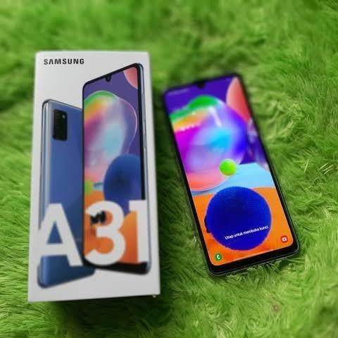 Foto Produk Samsung Galaxy A31 RAM 6GB/128GB Garansi Resmi SEIN 1th - Hitam dari Kayle