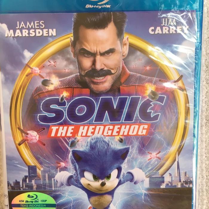 Jual Bluray Sonic The Hedgehog 2020 Jakarta Pusat Bluraydvd Tokopedia