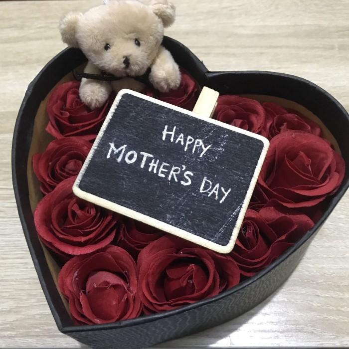 Jual Box Surprise Happy Mothers Day Kado Ibu Hadiah Hari Ibu Kado Mama Jakarta Selatan Lee Art Shop Tokopedia