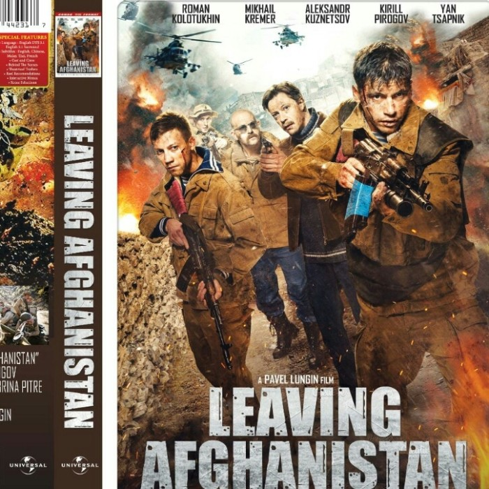 Jual Kaset Dvd Original Film Action Living Afghanistan Hd Sub Indo Terlaris Jakarta Barat La Store Id Tokopedia
