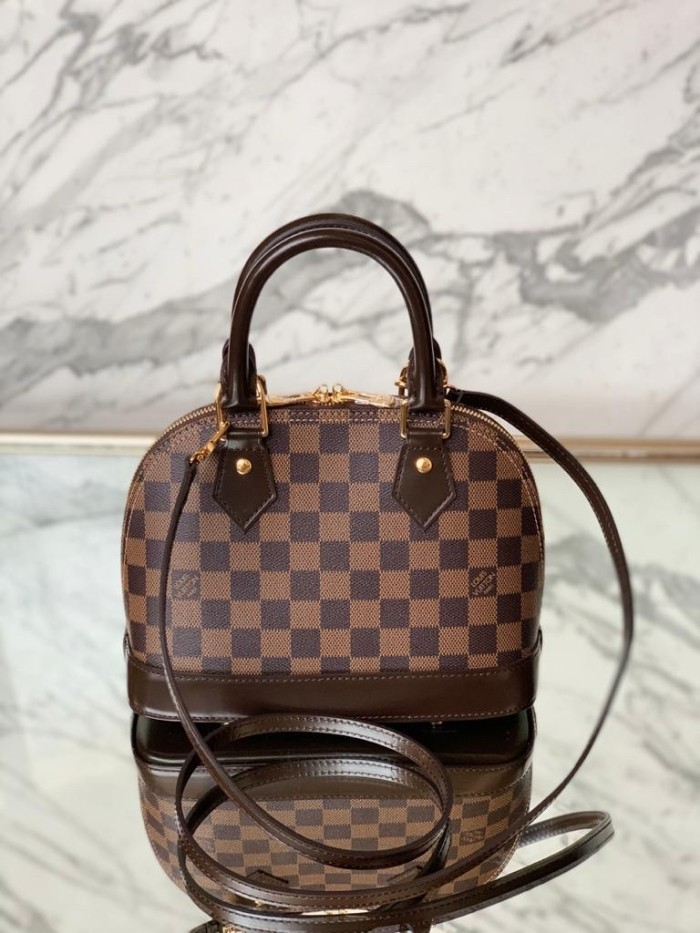 Jual Lv Alma Bb Monogram Damier Ebene With Long Strap Jakarta Utara Mrsbuycollection Tokopedia