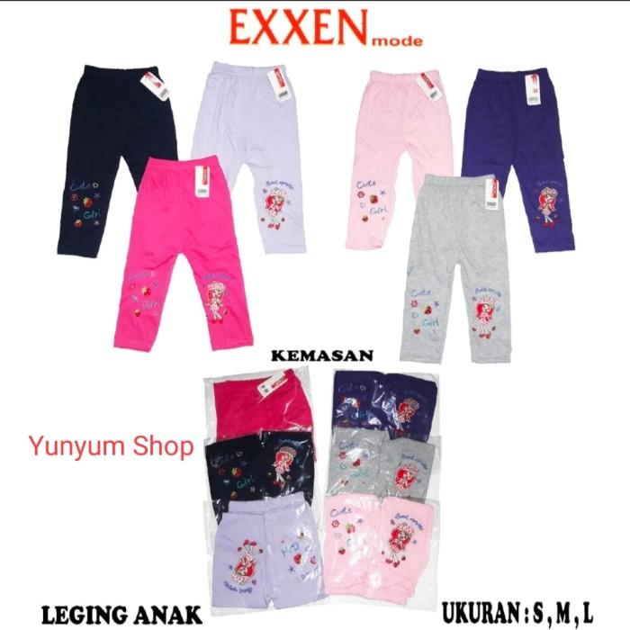 Jual Yunyum Celana Legging Anak Import Bordir 883 Kota Serang Yunyum Shop Tokopedia