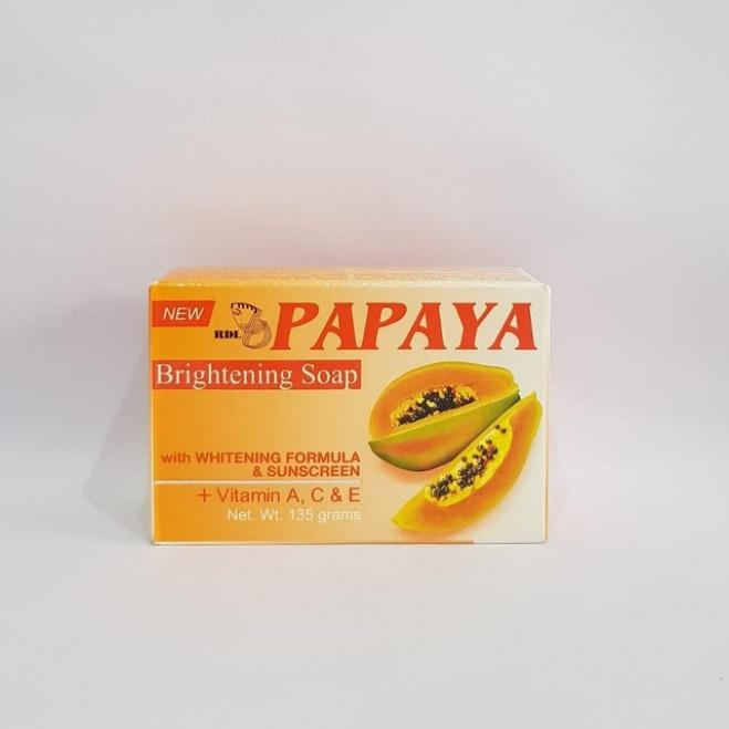 Jual Sabun Papaya Pepaya Original Rdl Brightening Soap 90gram Jakarta Utara Ananda Cosmetik Tokopedia