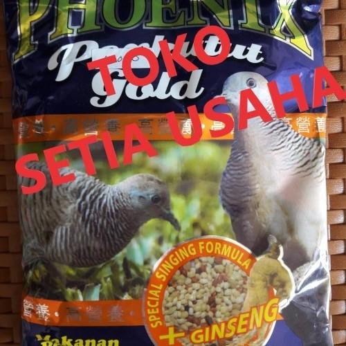 Jual Makanan Burung Perkutut Phoenix Berkualitas Murah Original 100 Kota Bogor Cv Setia Usaha Tokopedia