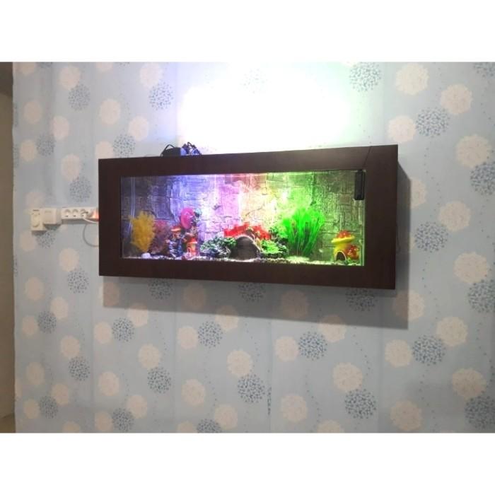 Jual Aquarium Dinding Tanpa Kuras Mudah Untuk Di Pasang Sendiri Kab Sidoarjo Sungging Talent Tokopedia