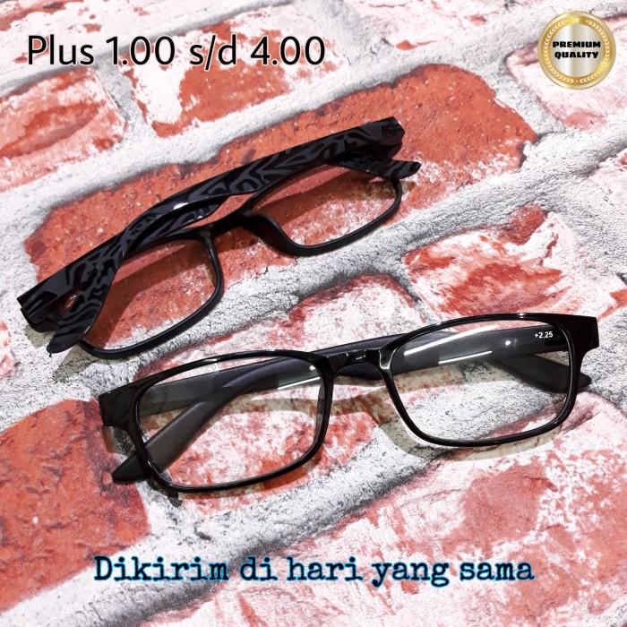Foto Produk kacamata baca murah meriah kualitas mewah bahan lentur ringan kuat dari OPTIK AGUS FASET