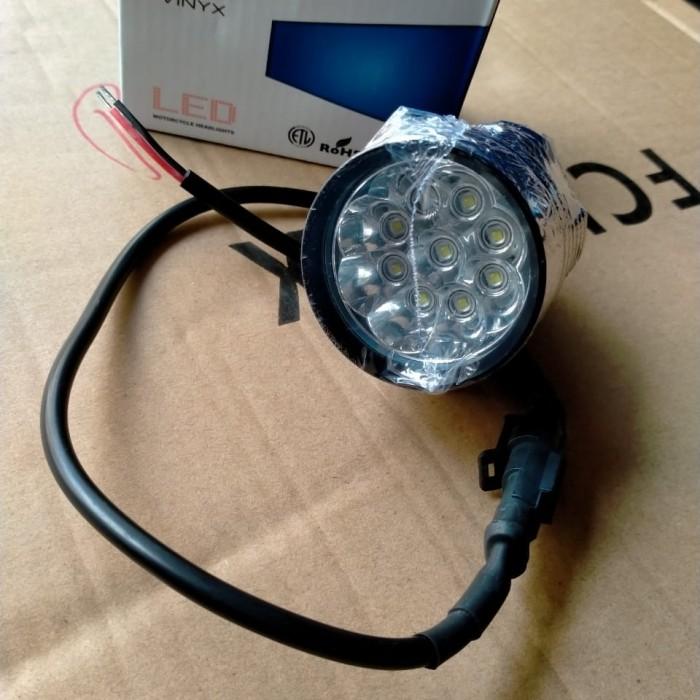 TERLARIS!!! Lampu Tembak L9X L9 CREE 90 Watt Nmax Xmax Aerox Lexy Universal VINYX SEDIA JUGA Lampu led - Lampu tumblr - Lampu sepeda - Lampu bts - Lampu hias