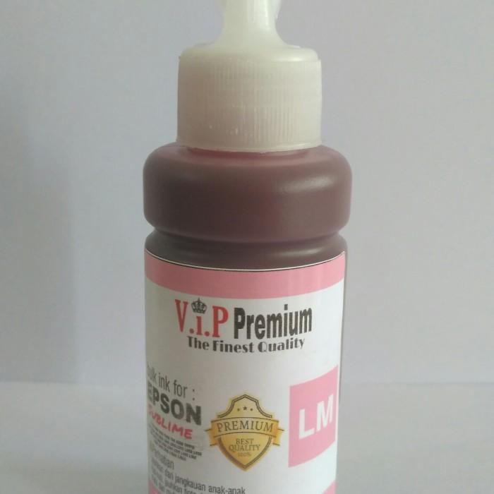 Foto Produk Tinta Sublim Epson Vip Ink PREMIUM Quality Korea - Hitam dari Mitraink
