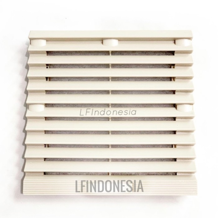 Foto Produk Filter Exhaust Fan Panel 4 Inch (uk 12 cm) dari lfindonesia