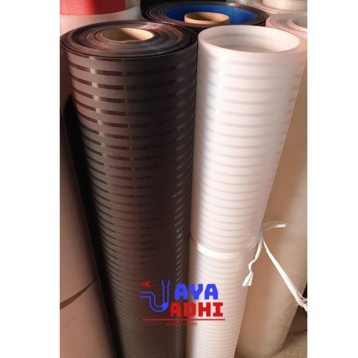 Jual Fiber Penutup Pagar - Motif Garis Minimalis - Kota Surabaya - JayaAdhi  | Tokopedia