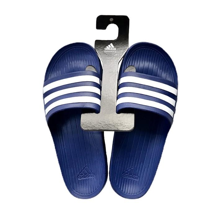 Foto Produk Sandal Adidas Duramo Slide G14309 ORIGINAL 100% dari Flip Flap Sport