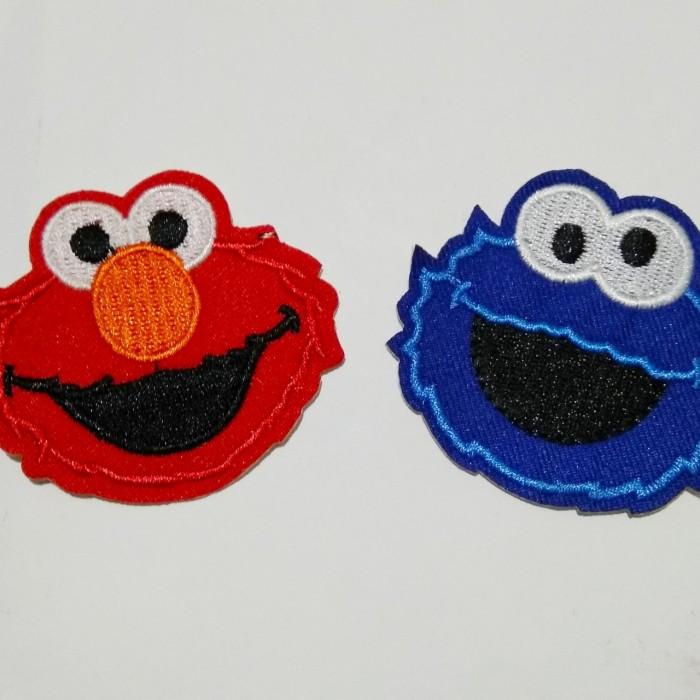 Foto Produk Iron patch bordir Elmo dari dhipa prelover