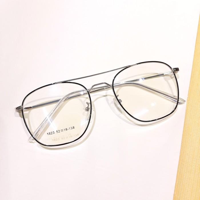 Foto Produk kacamata anti radiasi kacamata pria keren model terbaru kece ringan dari OPTIK AGUS FASET
