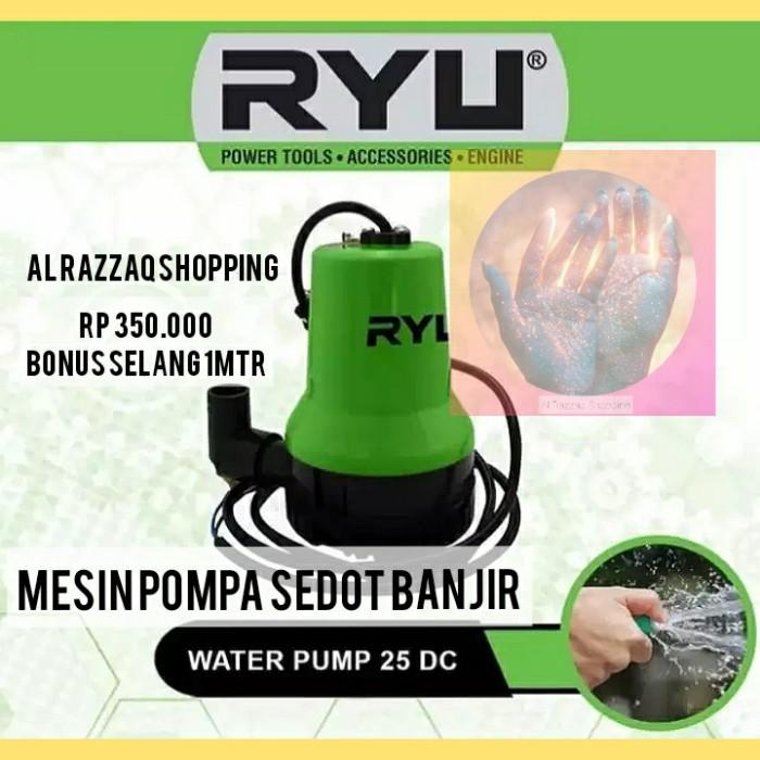 Jual Mesin Penyedot Air Banjir Pompa Penyedot Air Pompa Celup Banjir Kota Medan Sepatu High Quality Tokopedia
