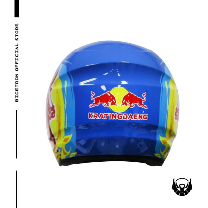 Foto Produk Kratingdaeng Helm - Fierce Bull Design dari Bigetron eSports