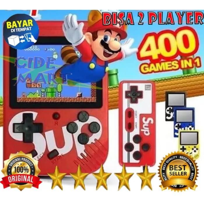 Jual Paket Gaming Gameboy 400 In 1 Game Sup Portable Handheld Video Game Jakarta Barat Tony Kwok Tokopedia