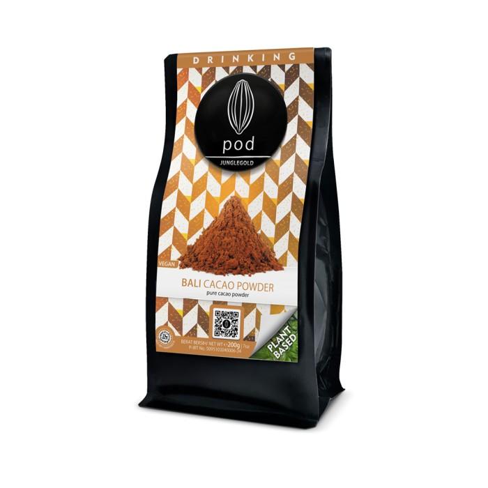 Foto Produk PODCHOCOLATE Cacao Powder - 200g dari PODCHOCOLATE BALI