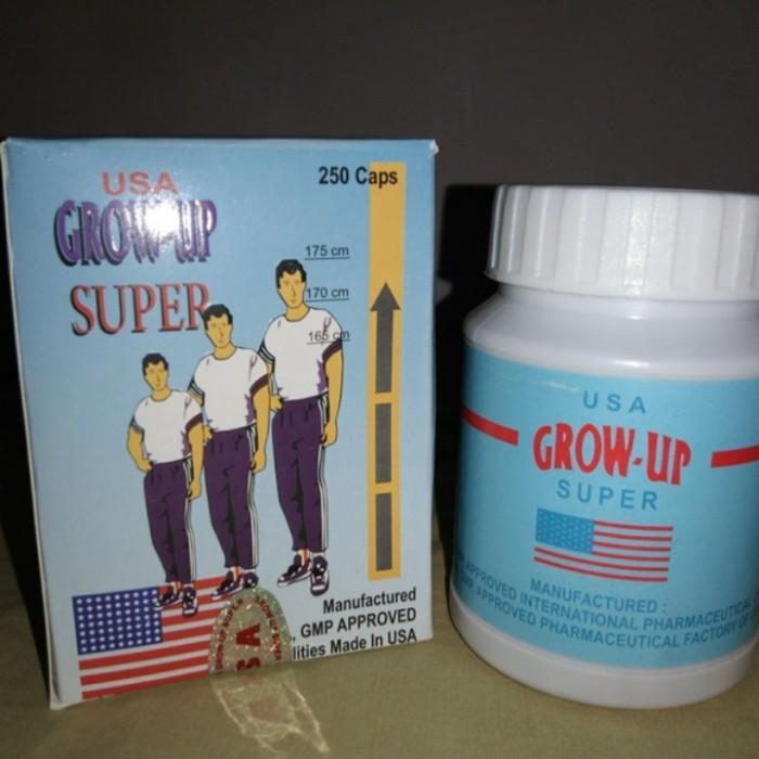 Foto Produk grow up usa original asli peninggi badan ampuh dan manjur dari toko-herbalisku