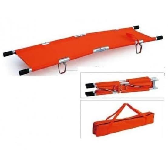 Foto Produk Tandu Lipat 2 GEA / Folding Strecher (Merk GEA/SMICO) dari evoostore