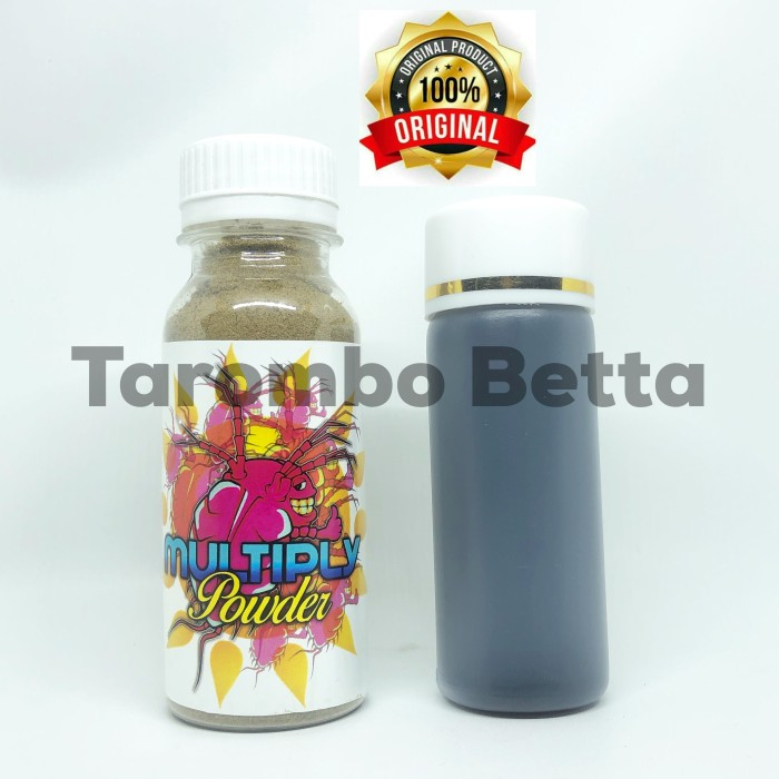 Jual Multiply Powder Paket Kultur Kutu Air Kutir Daphnia Magna Makanan Ikan Jakarta Timur Tarombo Betta Tokopedia