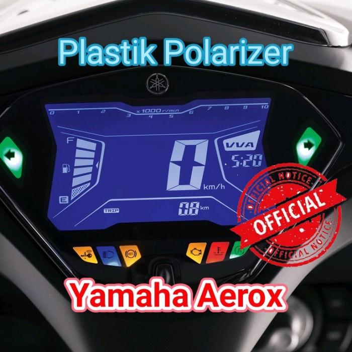 Foto Produk Polarizer Yamaha Aerox Polaris Aerox Speedometer Sunburn LCD dari Atlantis Digital Inc