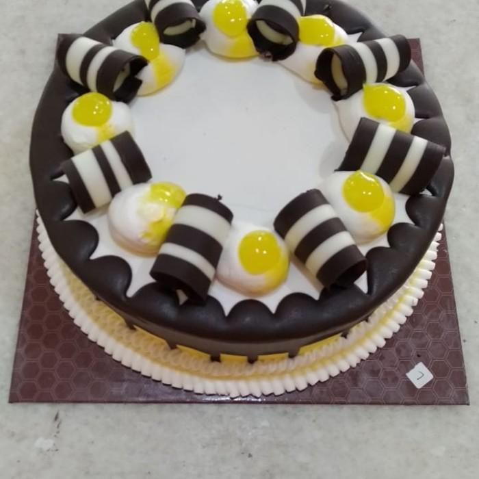 Jual Kue Ulang Tahun Ultah Lemon Forest Bulet Cake Free Kartu Ucapan Jakarta Utara Super Cheap Tokopedia