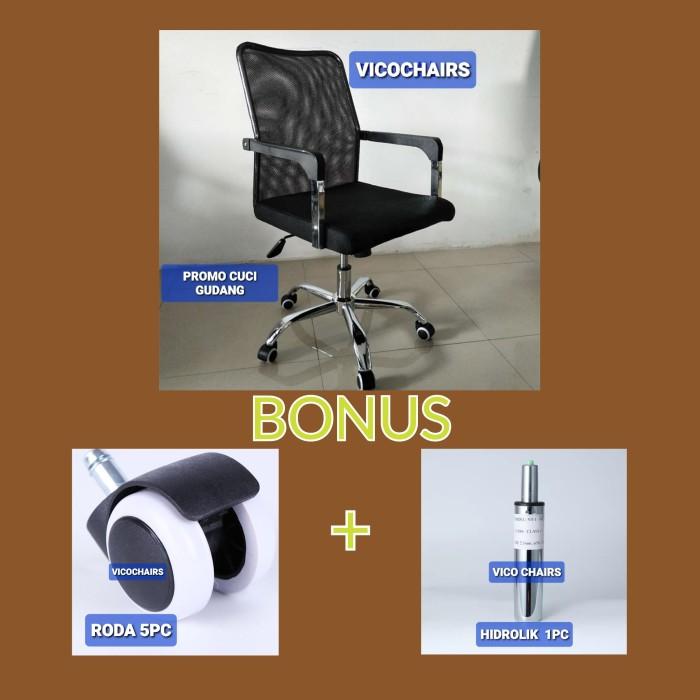 Foto Produk kursi kantor,kursi staff,kursi gaming,kursi roda dari VICO CHAIRS
