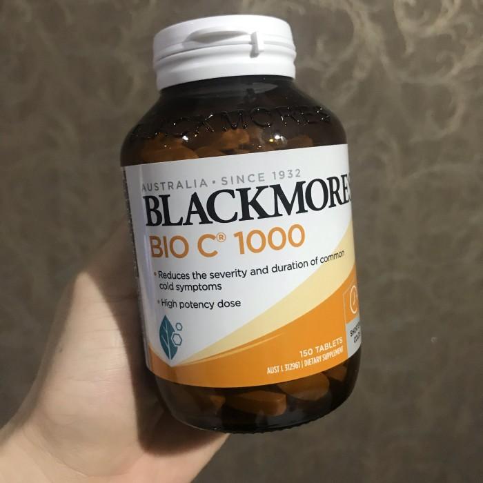 Jual Blackmores Bio C 1000mg 150 Tablet Vitamin C Setara Gnc Jakarta Utara Juaraonlen Tokopedia
