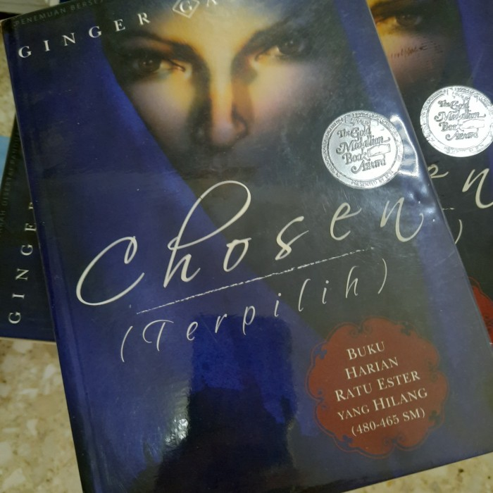 Foto Produk Chosen (Terpilih) - Novel by Ginger Garrett dari CV Pionir Jaya
