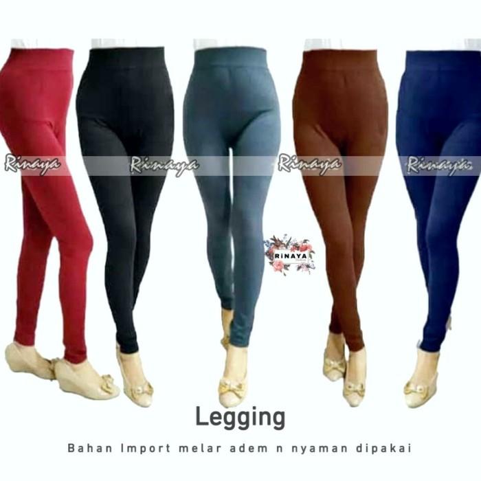 Jual Celana Legging Wanita Terbaru Warna Cantik Kota Surakarta Ytyt Store Tokopedia