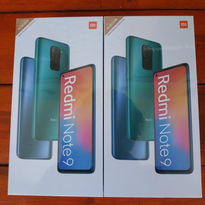 Jual Xiaomi Redmi Note 9 Ram 6/128 128Gb Garansi Resmi ...