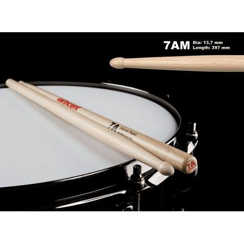 Foto Produk Wincent W-7AM - 7A Maple Standard Tear Drop Wood Tip Stick Drum dari FrankieDrumShop