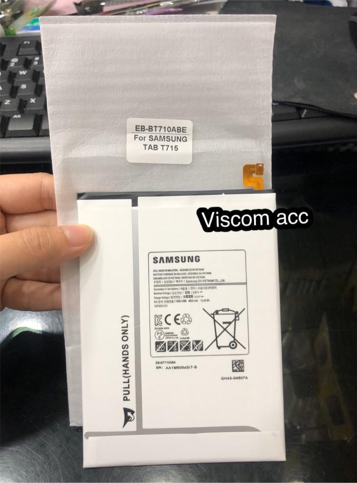 Foto Produk baterai samsung T715 tab s2 8inch original dari Viscom Acc