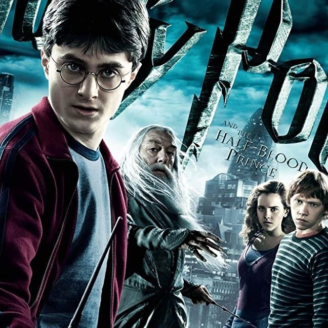 Jual Dvd Film Harry Potter And The Half Blood Prince 2009 Jakarta Pusat Tristar Dvd Tokopedia