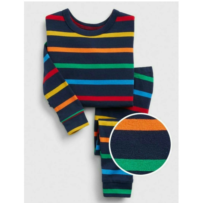 Foto Produk Baju Tidur Anak Baby Gap Stripe - 4 Tahun dari Kiosga Collection