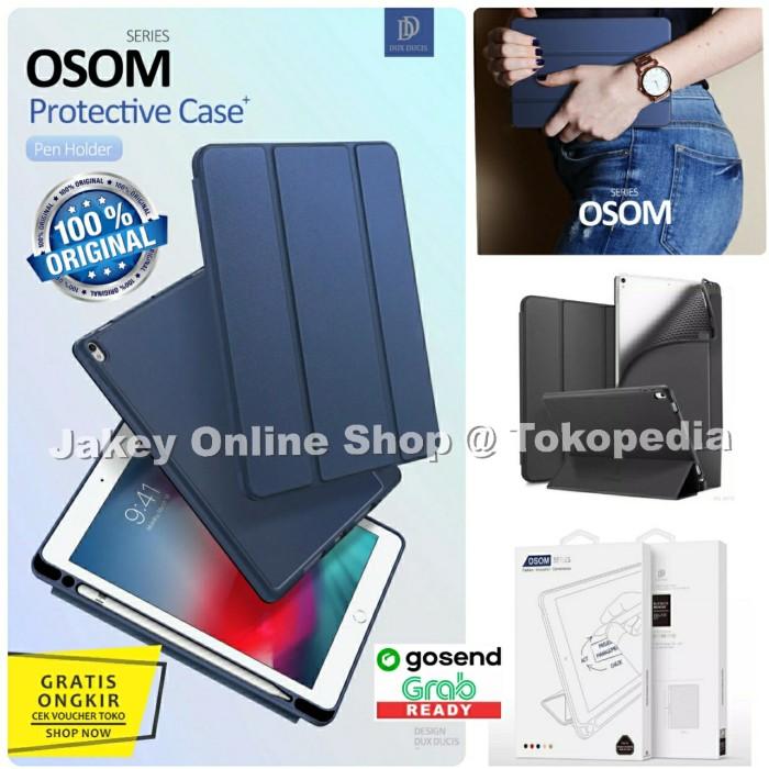 Foto Produk Case iPad Air 3 2019 / Pro 10.5 Dux Ducis Osom Series Cover Casing - Black dari Jakey Online Shop