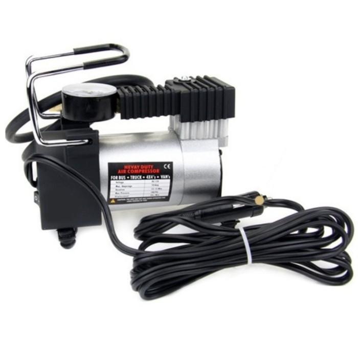 Foto Produk pompa ban mini elektrik A02 150 PSI heavy duty air compressor dari GG outlet
