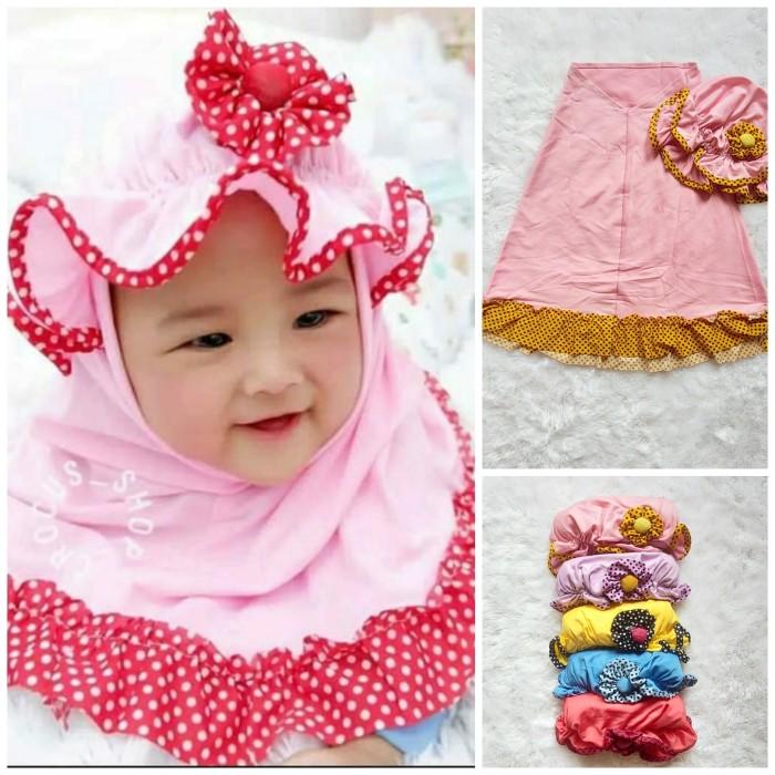 Foto Produk Hijab Anak Bayi Perempuan Lucu - Kerudung Namira dari ABBAS19 store