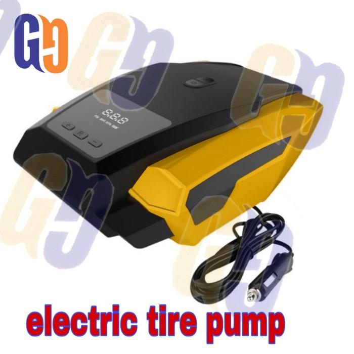 Foto Produk pompa ban mobil A01 pompa motor elektrik portable emergency pump dari GG outlet
