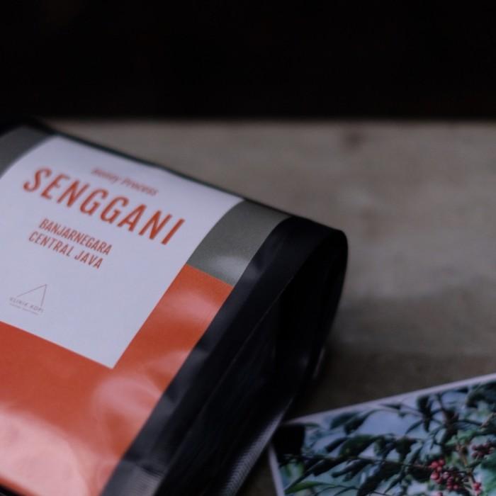Foto Produk Arabica Senggani Honey Process - 250 gram dari KlinikKopi