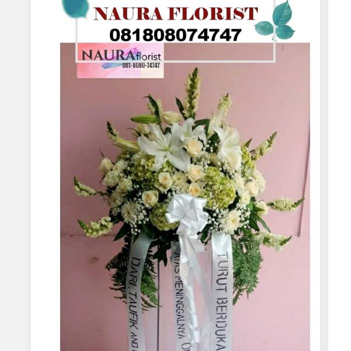 Jual Standing Flowers Duka Cita Condolences Bunga Standing Bunga Duka 012 Jakarta Selatan Nauraflorist Tokopedia
