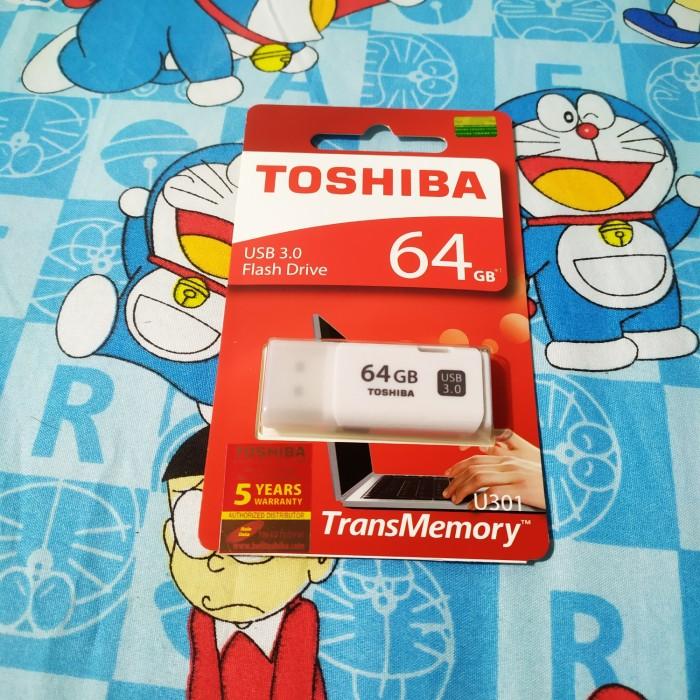 Jual Flashdisk Toshiba 64gb Usb 3 0 Not Sandisk Vgen Toshiba Maxell Philips Jakarta Selatan Jam Komplit Tokopedia