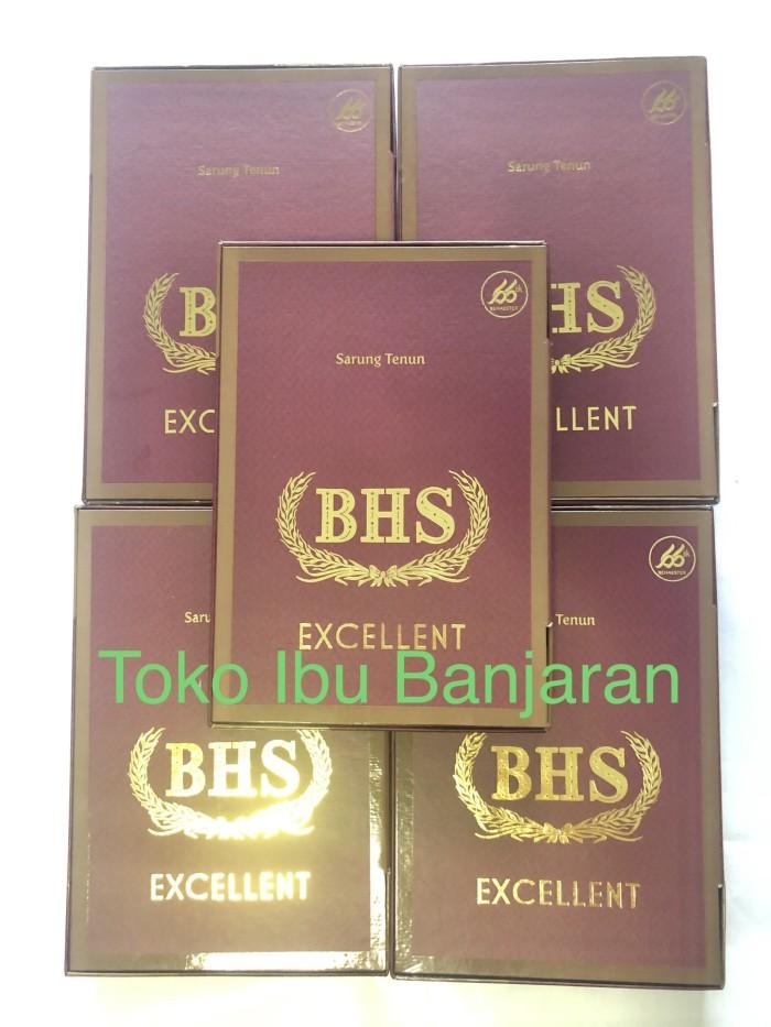 Foto Produk Sarung BHS Classic Gold KDT ( ECER / GROSIR ) dari Toko Ibu Banjaran