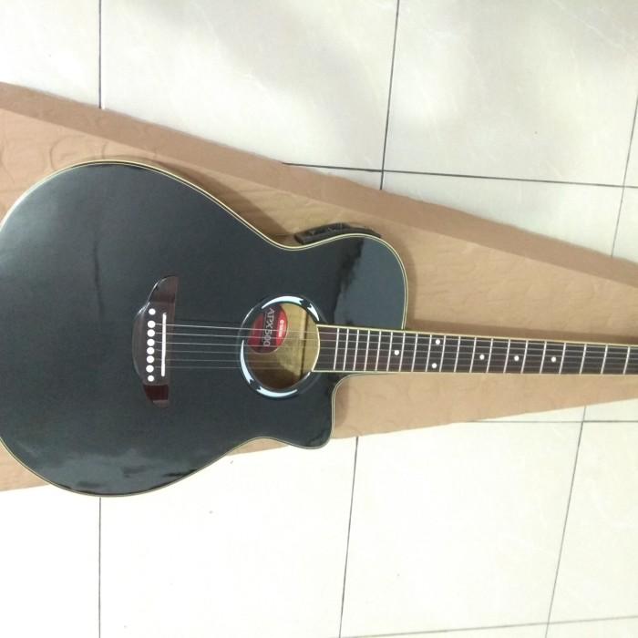 Foto Produk Gitar akustik elektrik apx500 eq lc pream banyak bonus dari JakartaUndercover.id